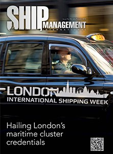 Shipmanagement International  July-August issue